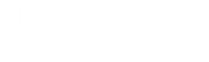 cabinetsfrankston logo white